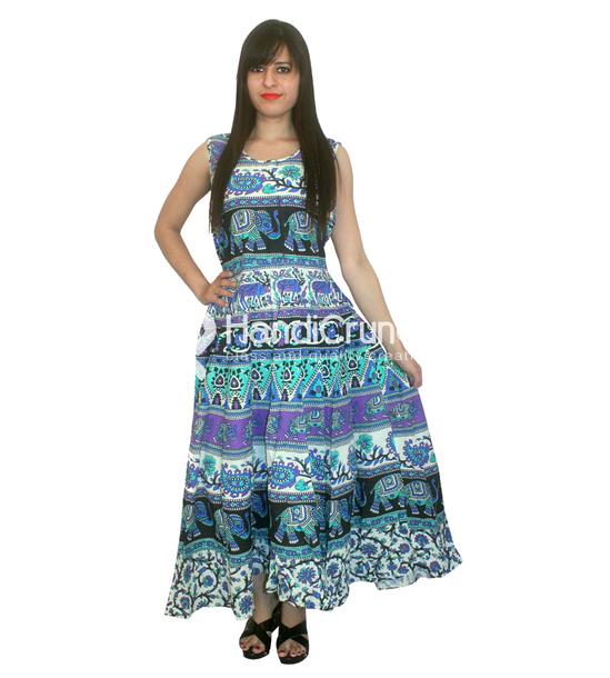 099c33590e dress floral maxi dress white floral maxi dress trendy gowns womens summer  gowns cotton long gown
