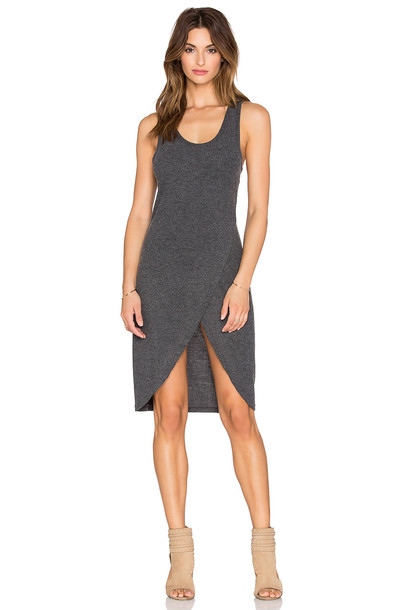 Hye Park and Lune dress charcoal