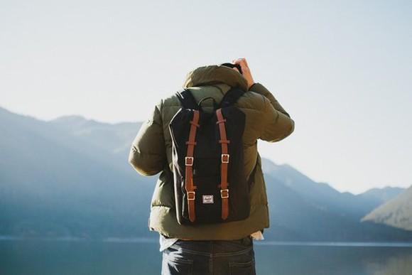 bag backpack hipster travel herschel supply co. menswear
