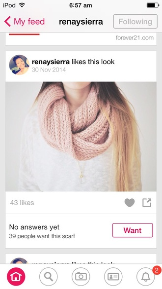scarf dusty pink knitted scarf pink scarf