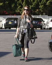sweater,vest,leggings,top,ashley greene