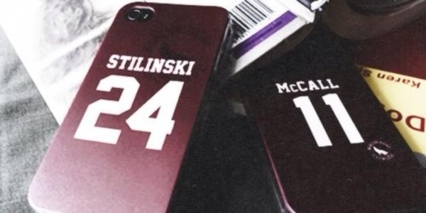 teen wolf stiles stilinski 24 phone cover