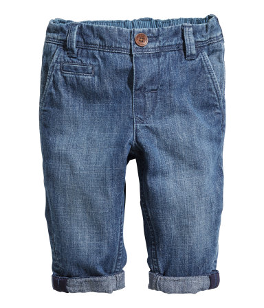 H&M Denim Chinos $14.95