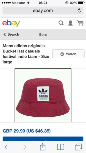 hat bucket hat adidas