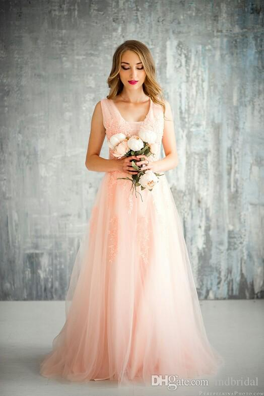 Special Occasion Sexy V Neck With Appliques A Line Floor Length