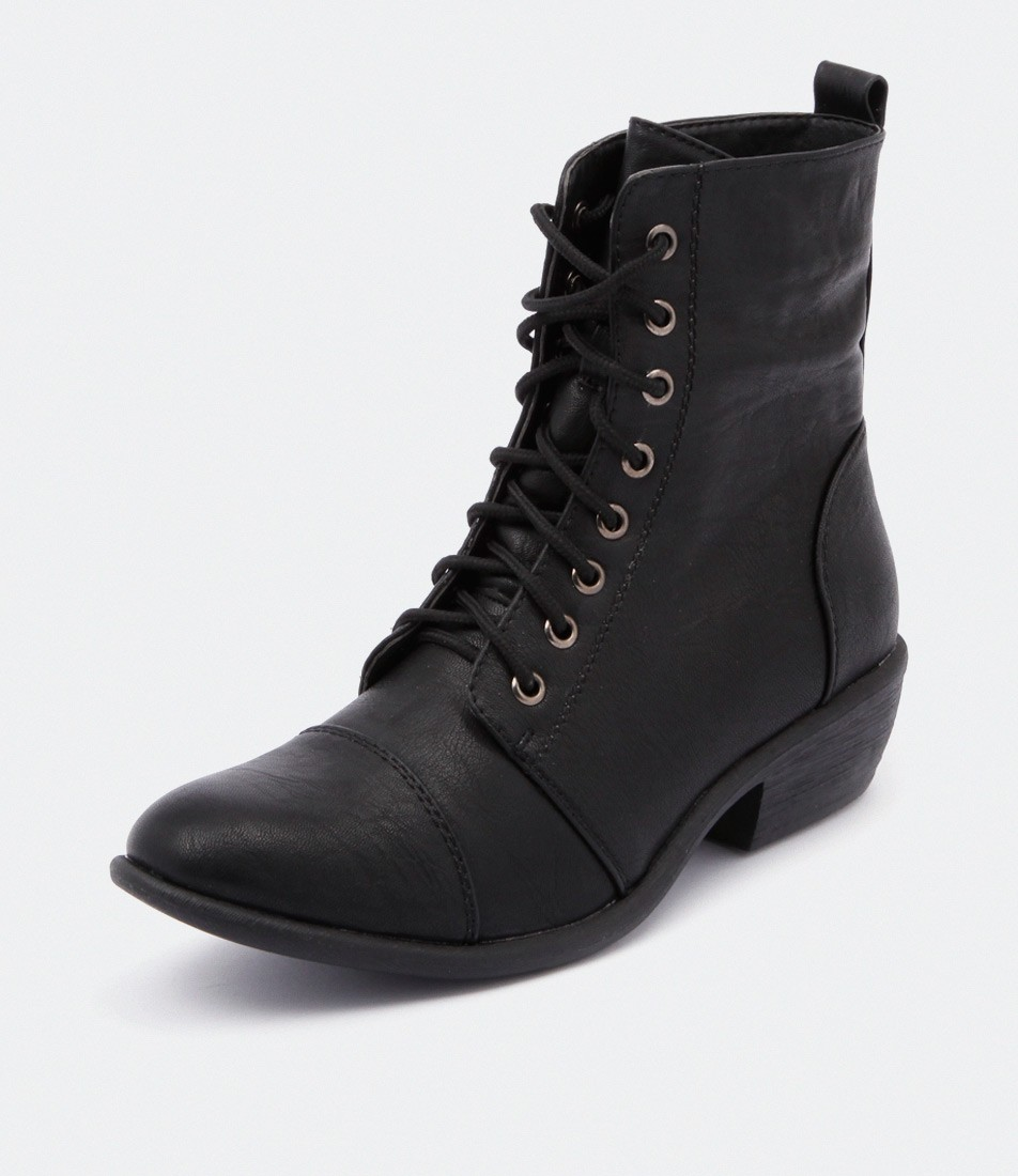 Sovereign Black by Therapy Shoes Online from Styletread