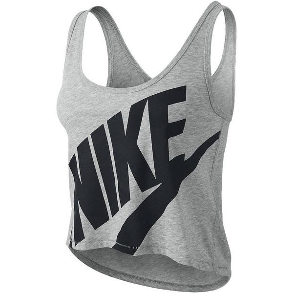 Nike Shorty Women's Tank Top - Polyvore
