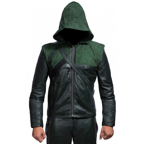 jacket fashion menswear ootd style wintercollection arrow tvseries stephen amell