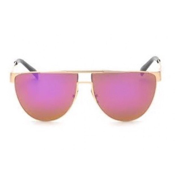 sunglasses queen clothing uk pink lens gold sunglasses