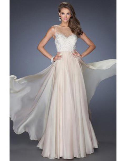 dress prom dress 2014 prom dresses backless prom dress