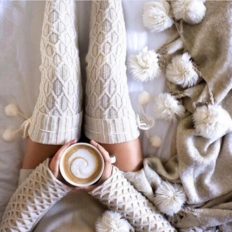 underwear socks girly winter outfits home accessory home decor lazy day lazy sweatshirt white shorts