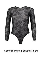 underwear,mesh bodysuit