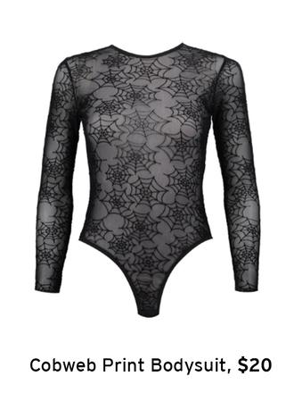 underwear mesh bodysuit