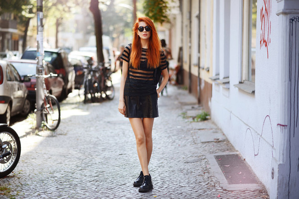 ebba zingmark blogger skirt shoes