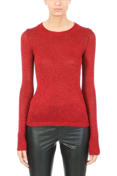 Isabel Marant sweater red