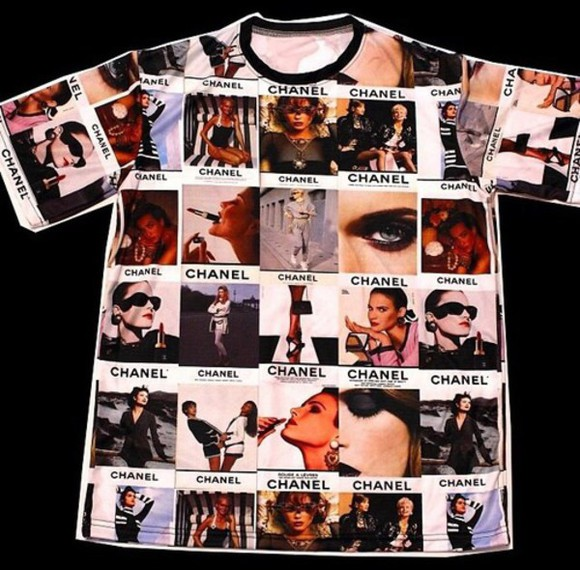 t-shirt print shirt