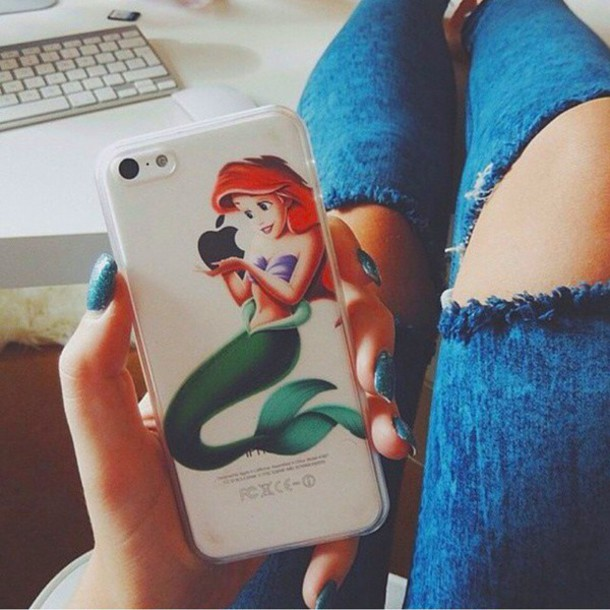 phone cover jeans