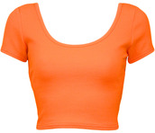 orange,clothes,accessories,shirt,top,default category
