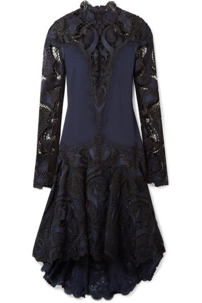 Jonathan Simkhai dress lace dress lace blue
