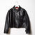 ACNE STUDIOS | Chrismo Leather Jacket | Shop at La Garçonne