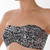Rhonda Shear Action Sequin Bandeau Bra RB2000 - Rhonda Shear Bras