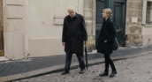 mr morgan's last love,clemence poesy,clothes,outfit,coat