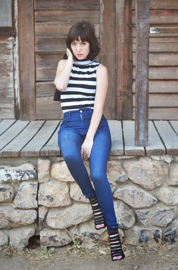 a fashion nerd jeans shoes jacket top