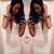 Piper Sequin Collar Dress