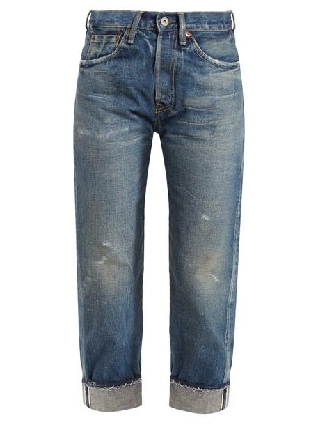Chimala jeans high denim