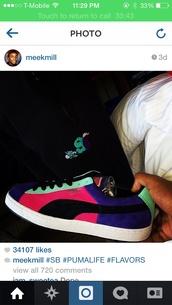 shoes,meek mill puma sneakers