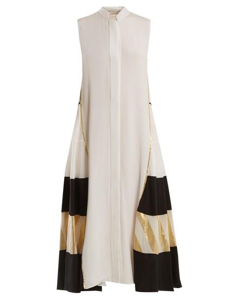 ZEUS + DIONE dress silk dress silk