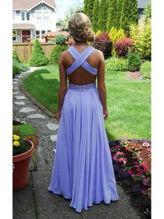 prom dress purple dress chiffon formal dress purple prom dress 2015 prom backless prom dress prom gown occasion dress sweetheart