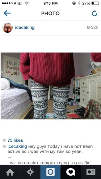 pants acacia clark sweater hipster cute sweaters tumblr girl tumblr clothes instagram instagram: omqkayy