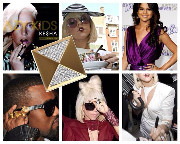 lady gaga jewels