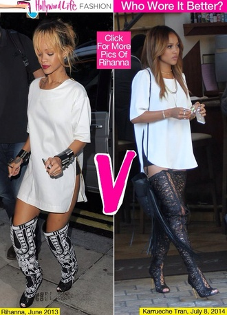 short dress white dress rihanna style rihanna karrueche red lime sunday