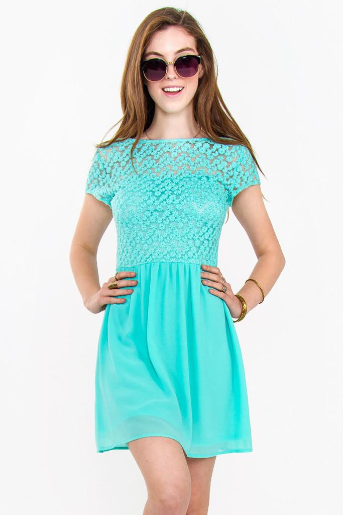 Sweet innocence dress