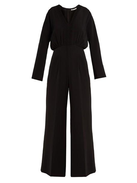 EMILIA WICKSTEAD jumpsuit black