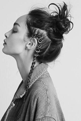 hair accessory hair hairstyles braid