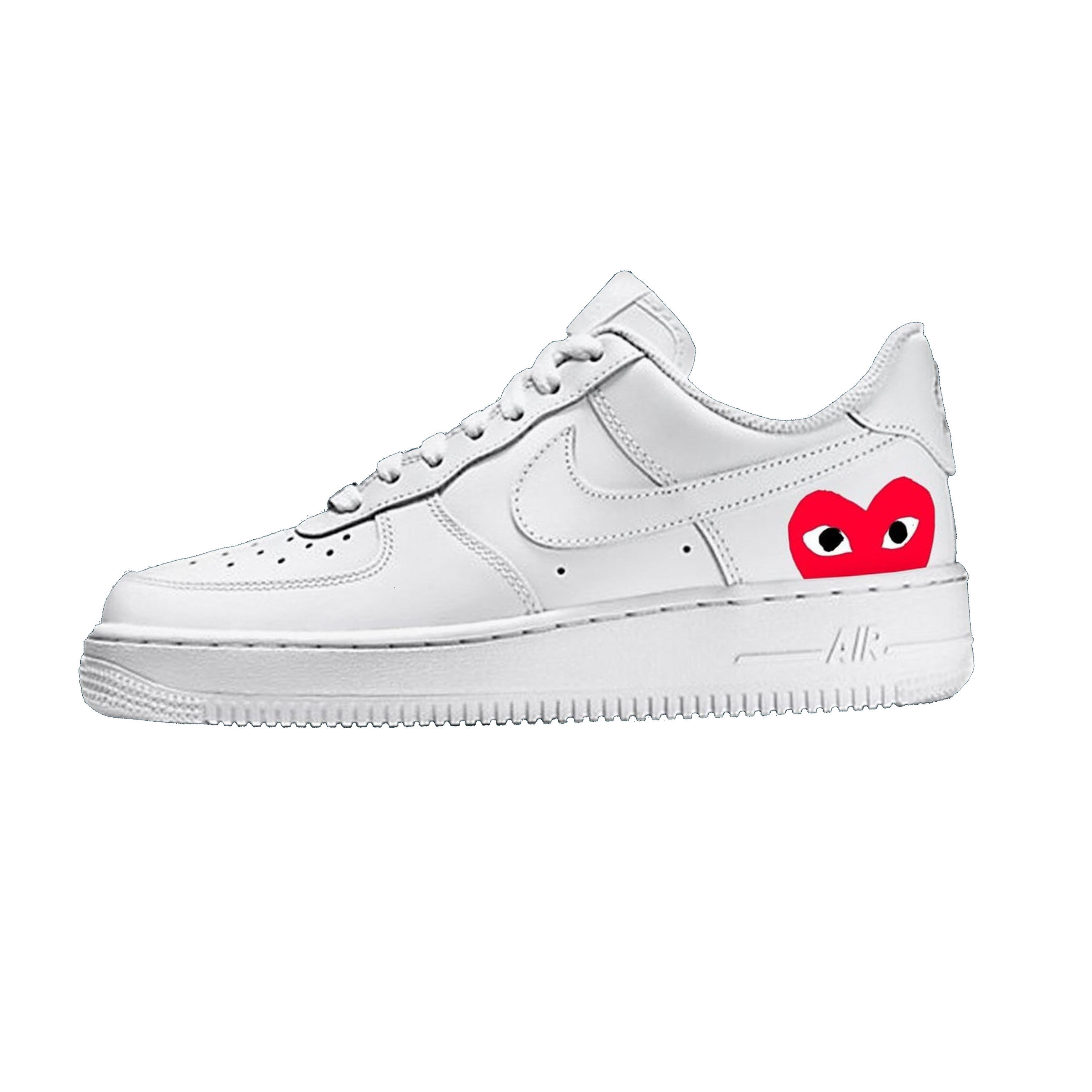 Custom Air 1 Cdg Force Nike iuXOkPZ