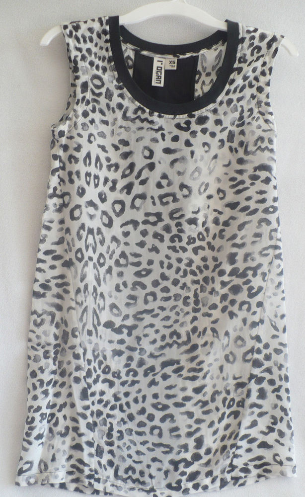Rogan Target Go International Collection Silk Dress Leopard Print NWTS | eBay