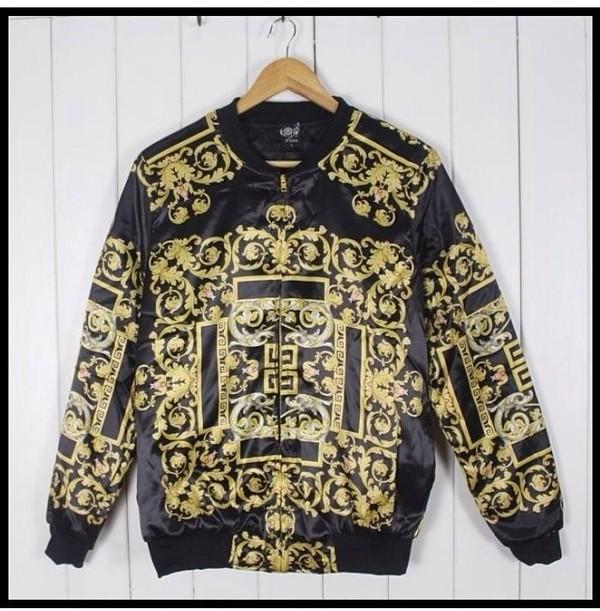 jacket givenchy tyga swag kanye west ASAP Rocky