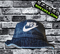 Kyc vintage very rare air nike denim bucket hat supreme hba been trill vtg #3