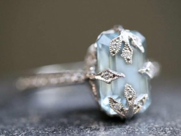 jewels light blue