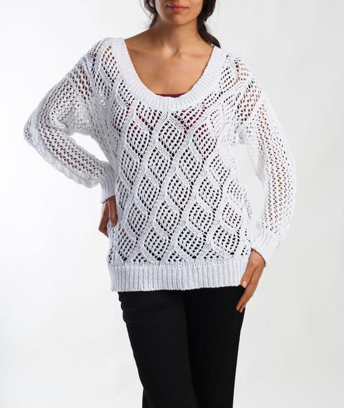 knitwear sweater emkatriko cableknit