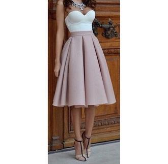 skirt blouse dress shoes amazing sandals beige shoes earphones hat jacket hair accessory