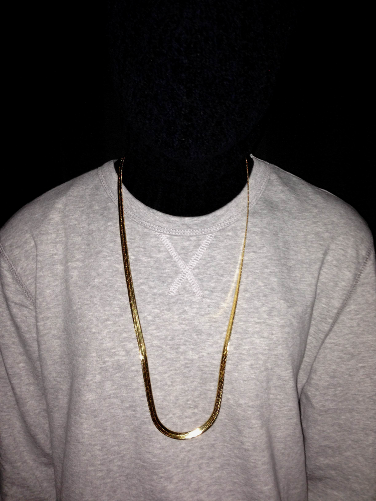 Herringbone | Godly Gold