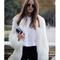Faux fur jacket - 4 colours - fall winter, jackects, coats, cardigans   awesome world - online store