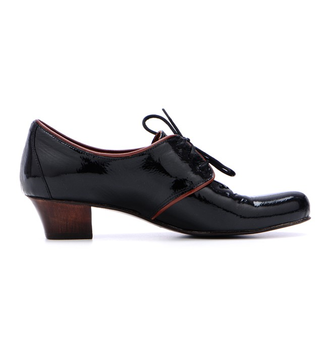 Linda Patent Oxfords - shoes