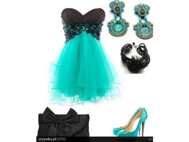 Women Mini Butterfly Short Dress Prom Dress Little Black Dress