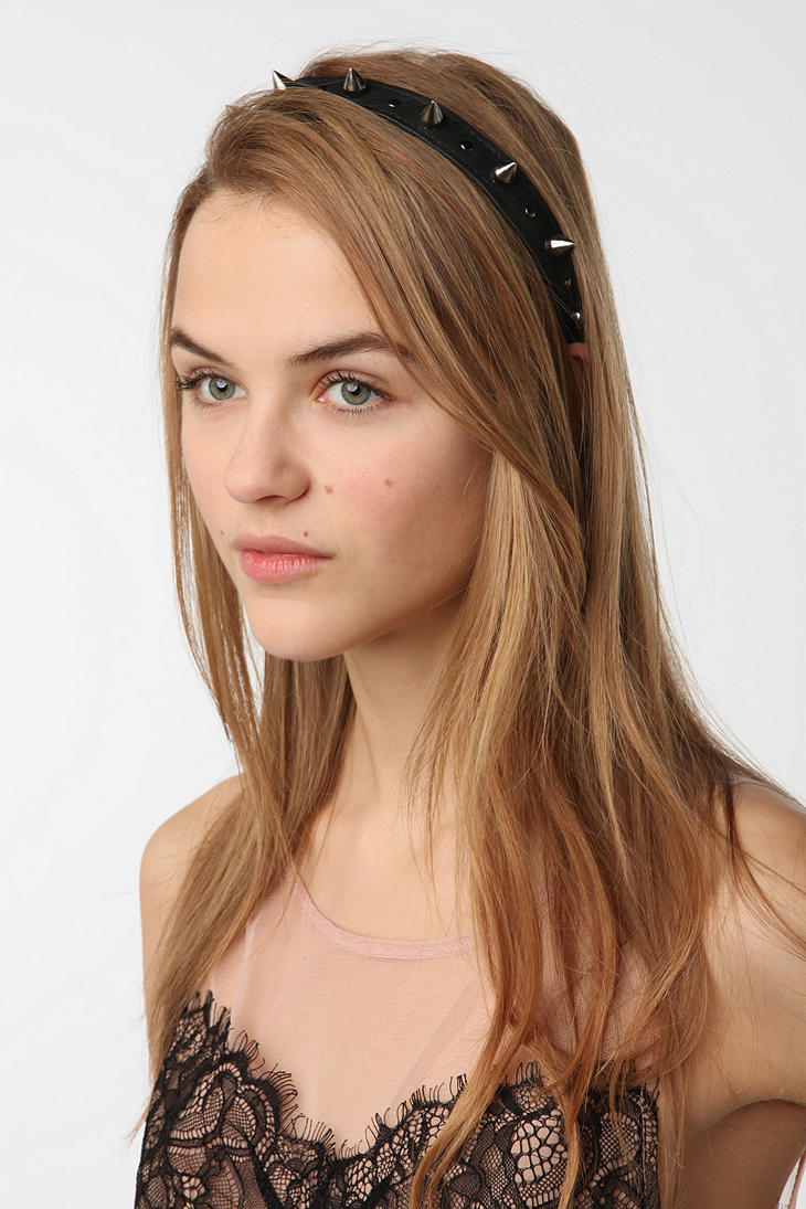 Spiked Headband - Urban Outfitters